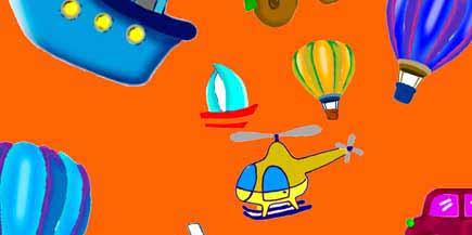 Creaciones Gaspar S.L. -  coches naranja