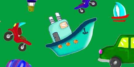 Creaciones Gaspar S.L. -  coches verde
